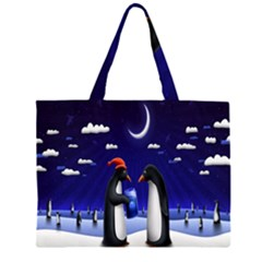 Small Gift For Xmas Christmas Large Tote Bag