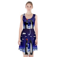 Small Gift For Xmas Christmas Racerback Midi Dress