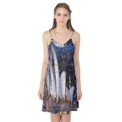 Sidney Travel Wallpaper Camis Nightgown
