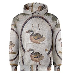 Sousse Mosaic Xenia Patterns Men s Pullover Hoodie