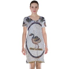 Sousse Mosaic Xenia Patterns Short Sleeve Nightdress