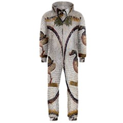 Sousse Mosaic Xenia Patterns Hooded Jumpsuit (Men)