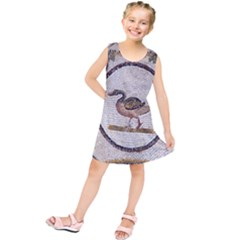 Sousse Mosaic Xenia Patterns Kids  Tunic Dress