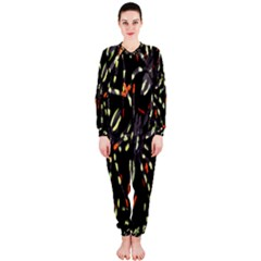 Spiders Colorful Onepiece Jumpsuit (ladies)