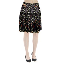 Spiders Colorful Pleated Skirt