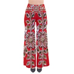 Snowflake Jeweled Pants