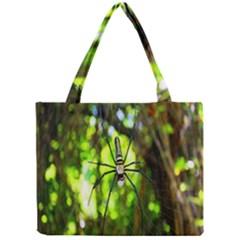 Spider Spiders Web Spider Web Mini Tote Bag