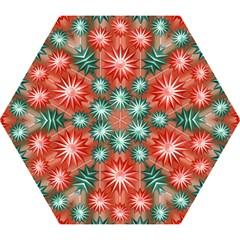 Star Pattern  Mini Folding Umbrellas