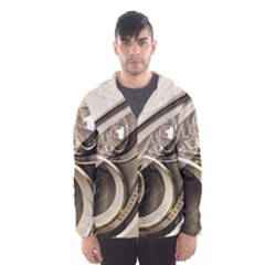 Spotlight Light Auto Hooded Wind Breaker (Men)