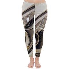 Spotlight Light Auto Classic Winter Leggings