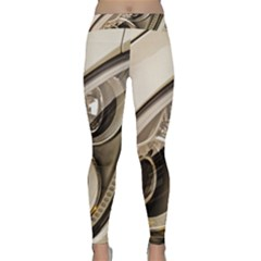 Spotlight Light Auto Classic Yoga Leggings