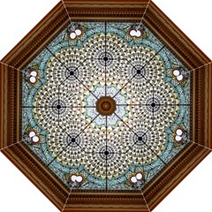 Stained Glass Window Library Of Congress Straight Umbrellas