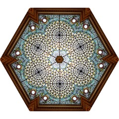 Stained Glass Window Library Of Congress Mini Folding Umbrellas