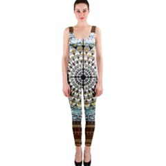 Stained Glass Window Library Of Congress OnePiece Catsuit