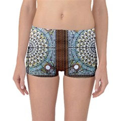 Stained Glass Window Library Of Congress Boyleg Bikini Bottoms