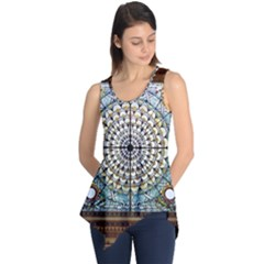 Stained Glass Window Library Of Congress Sleeveless Tunic