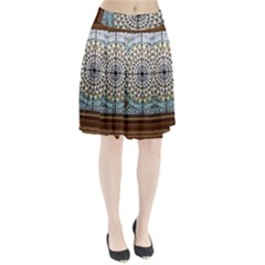Stained Glass Window Library Of Congress Pleated Skirt