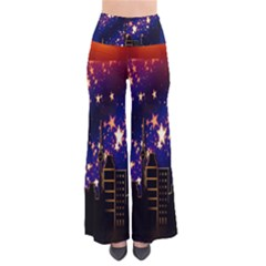 Star Advent Christmas Eve Christmas Pants