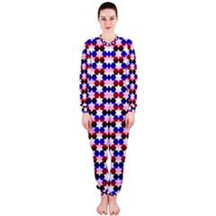Star Pattern OnePiece Jumpsuit (Ladies)