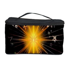 Star Christmas Advent Decoration Cosmetic Storage Case