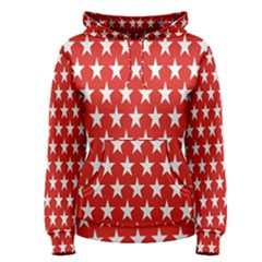 Star Christmas Advent Structure Women s Pullover Hoodie