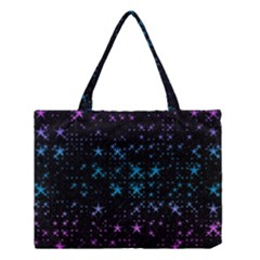 Stars Pattern Medium Tote Bag