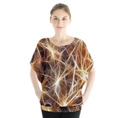 Star Golden Christmas Connection Blouse