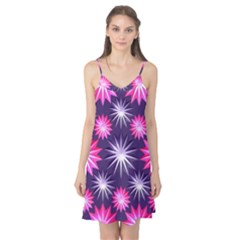 Stars Patterns Christmas Background Seamless Camis Nightgown