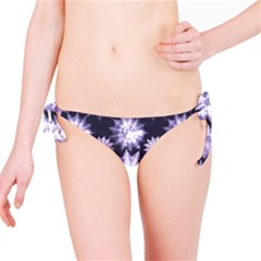Stars Patterns Christmas Background Seamless Bikini Bottom