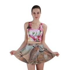 Bob White Quail Mini Skirt