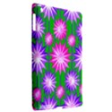 Stars Patterns Christmas Background Seamless Apple iPad 3/4 Hardshell Case (Compatible with Smart Cover) View2