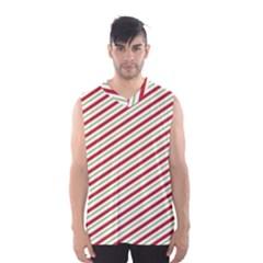 Stripes Striped Design Pattern Men s Basketball Tank Top