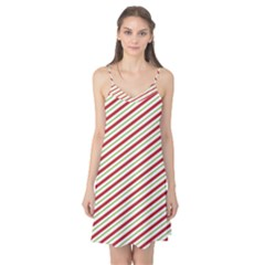 Stripes Striped Design Pattern Camis Nightgown