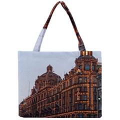 Store Harrods London Mini Tote Bag