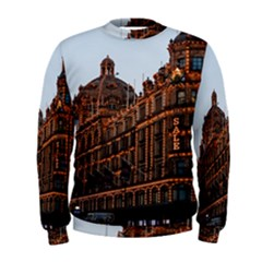 Store Harrods London Men s Sweatshirt