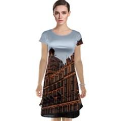 Store Harrods London Cap Sleeve Nightdress