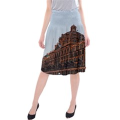 Store Harrods London Midi Beach Skirt