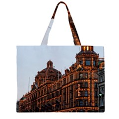 Store Harrods London Large Tote Bag
