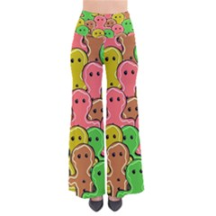 Sweet Dessert Food Gingerbread Men Pants