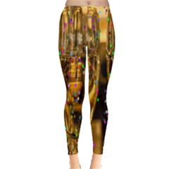 Sylvester New Year S Eve Leggings