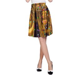Sylvester New Year S Eve A Line Skirt