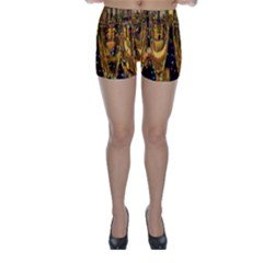 Sylvester New Year S Eve Skinny Shorts