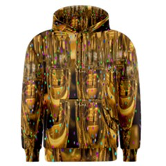 Sylvester New Year S Eve Men s Zipper Hoodie