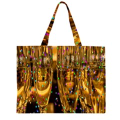 Sylvester New Year S Eve Large Tote Bag