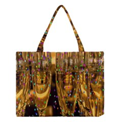 Sylvester New Year S Eve Medium Tote Bag