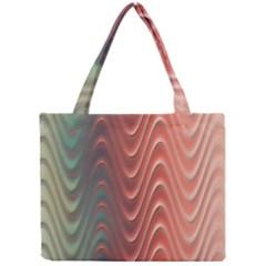 Texture Digital Painting Digital Art Mini Tote Bag