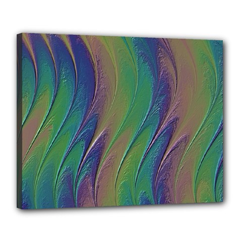 Texture Abstract Background Canvas 20  x 16