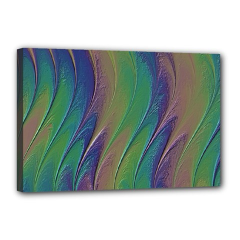 Texture Abstract Background Canvas 18  X 12