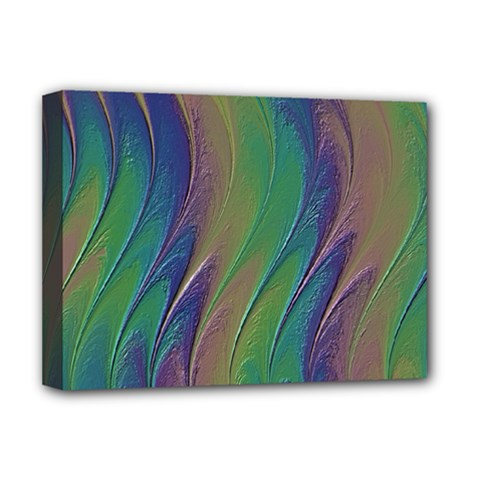 Texture Abstract Background Deluxe Canvas 16  X 12