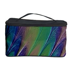 Texture Abstract Background Cosmetic Storage Case